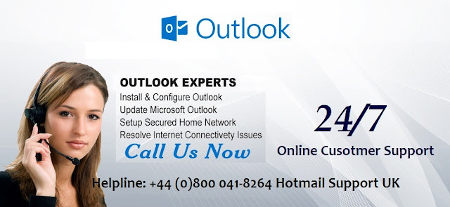 Outlook-Contact-Number-UK