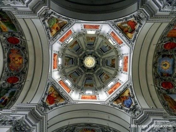 Catedral de San Ruperto y San Virgilio, Plaza Dom, Domplatz, Salzburgo, Austria