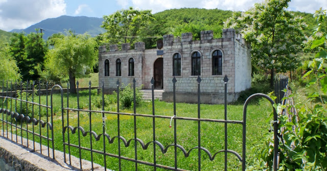 The restoration of the Kastrioti Museum begins