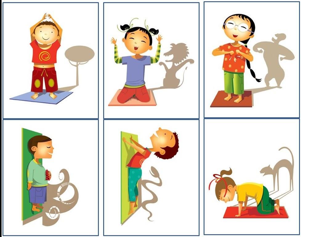 Tea Materiales e ideas  Yoga para niños 8531a1ad761b
