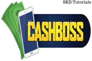Cashboss earn money app