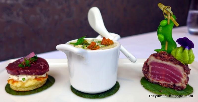 Cuisine Gourmet by Nathalie, MIGF Menu