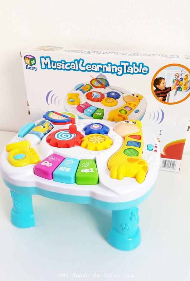 juguetes recomendados para niños y bebés