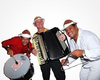 Pátio Alcântara promove o 'Show das Estações' com o Trio Pé de Serra