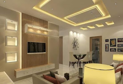 Latest modern pop ceiling design for hall false ceiling designs for living room interior 2019