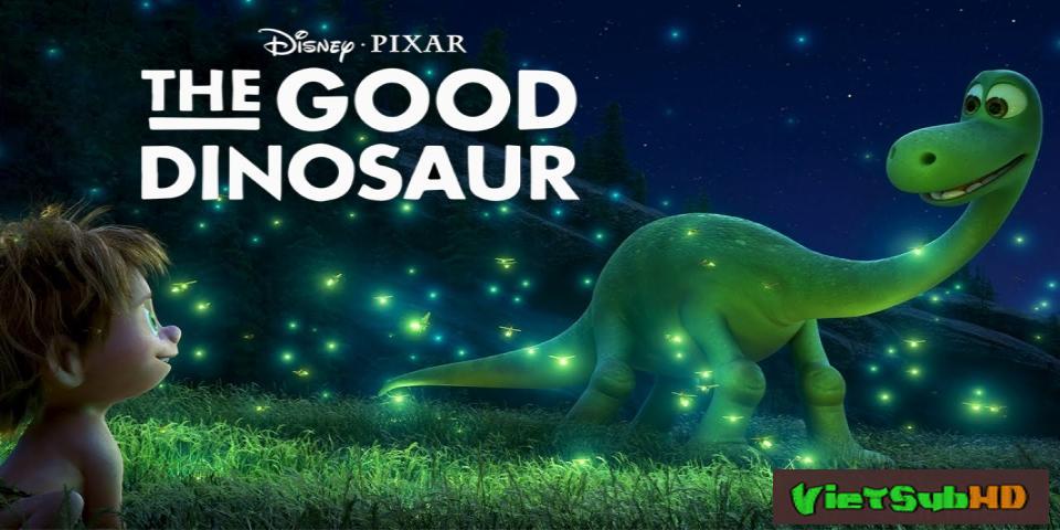 Phim Chú Khủng Long Tốt Bụng VietSub HD | The Good Dinosaur 2015