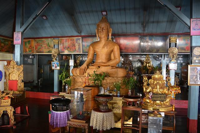 Wat Chang Klang Mae Hong Son