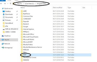 Cara Mengatasi Gagal Backup PMP Versi Terbaru