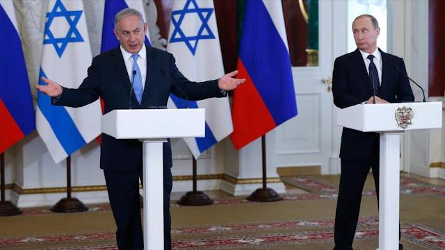 """""""Encuentro entre Netanyahu y Putin fue una bofetada en la cara para Israel"""""""