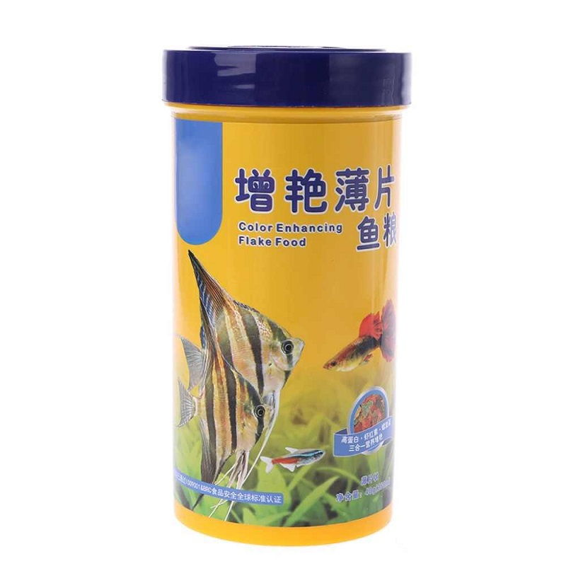 Image Carnivorous Betta Fish Food-fish flakes
