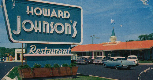 Howard Johnsons Route 66 Connections
