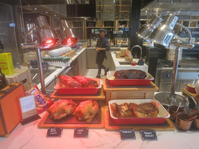 Food Exchange - Christmas carvings