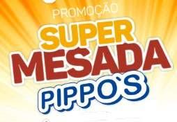 Cadastrar Promoção Pippos Salgadinhos Super Mesada - Participar, Prêmios