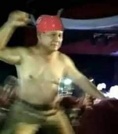 Meme fushion Ricardo Milos x Prabowo