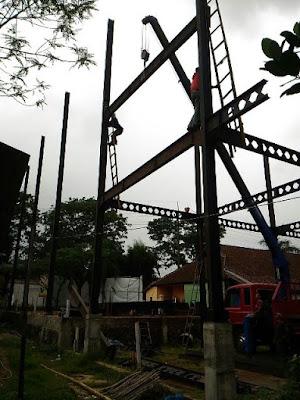 Kontruksi WF Malang