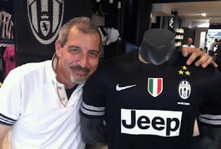 Serie A Juventus Roma cronaca Zuliani telecronisti tifosi video