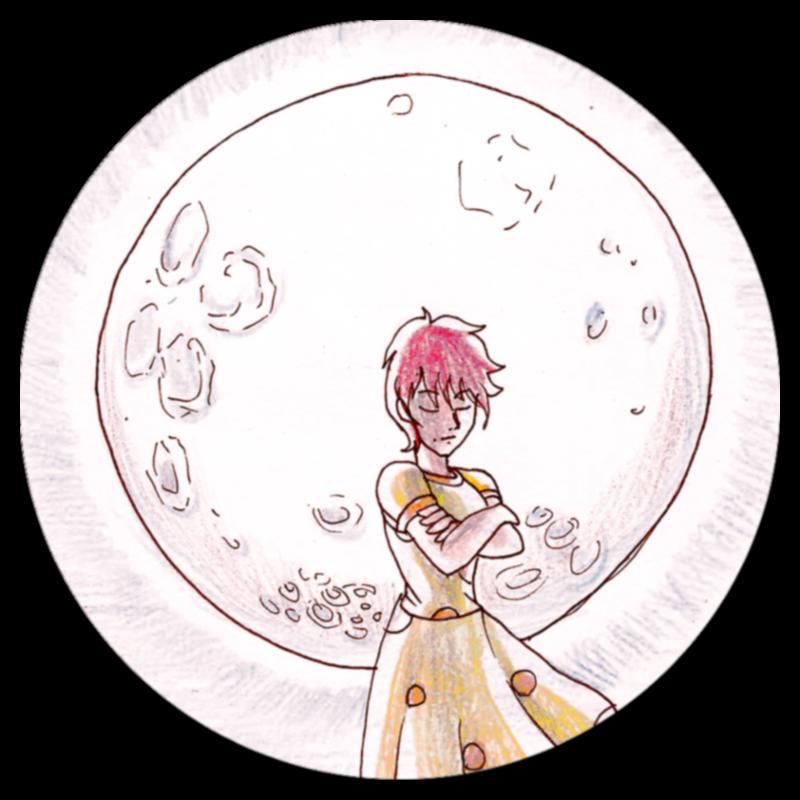 Brillo Lunar en Lulu.com