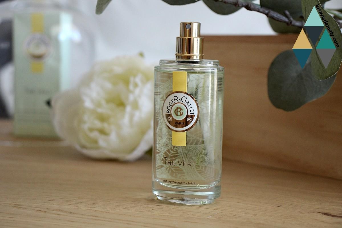 revue beauté parfum naturel essences distillées roger et gallet