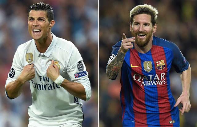 Fan creates six-tweet thread on why Messi is a better goalscorer than Ronaldo