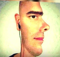 human face illusion to test your personality psychology