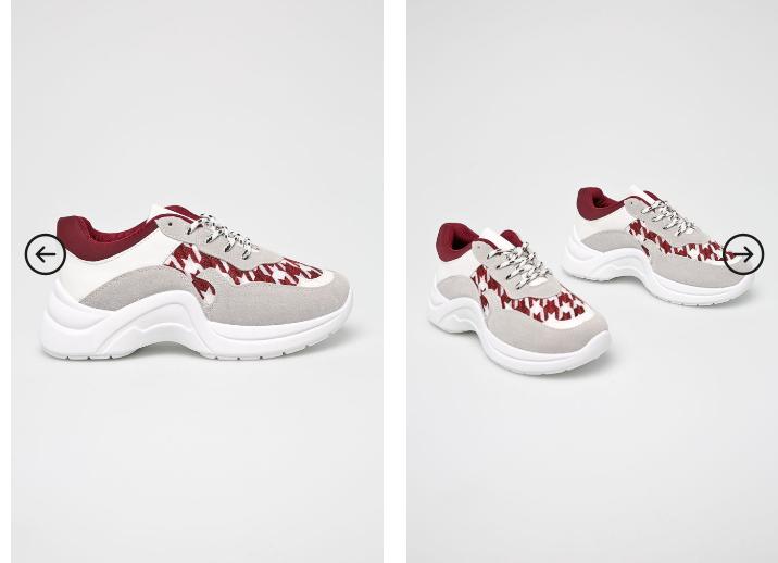 Answear - Pantofi sport fete toamna 2019 moderni ieftini