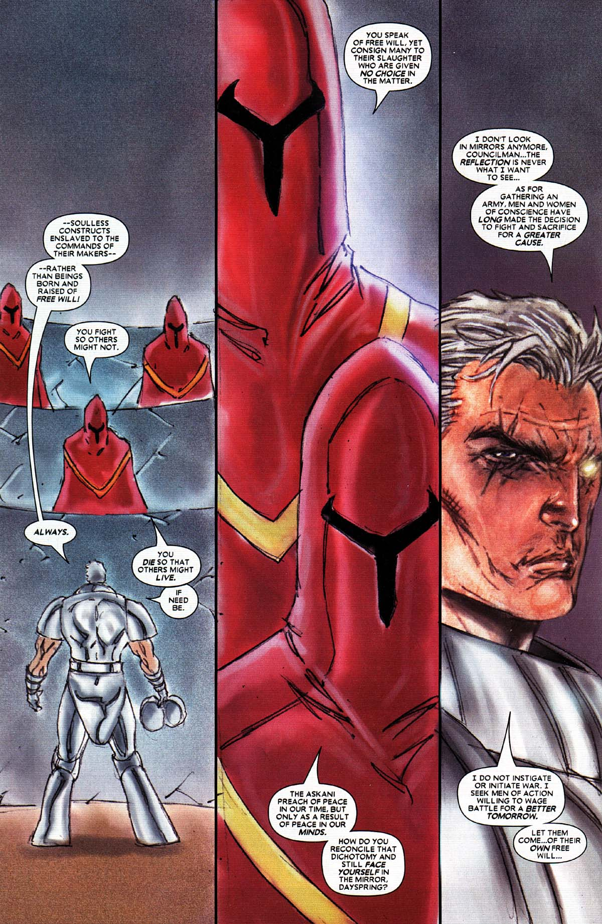 Read online X-Force (2004) comic -  Issue #2 - 17