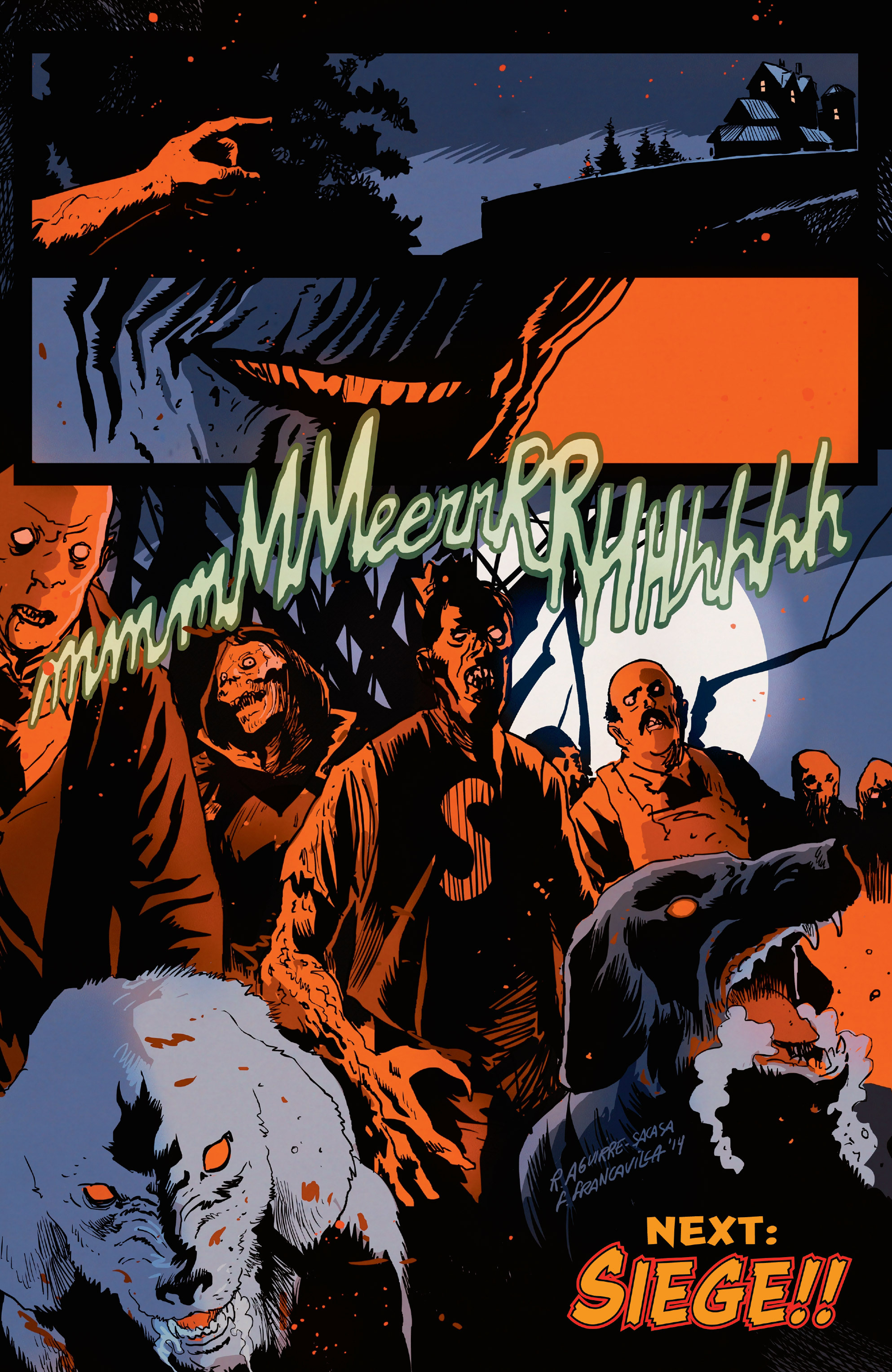 Read online Afterlife with Archie comic -  Issue #4 - 25