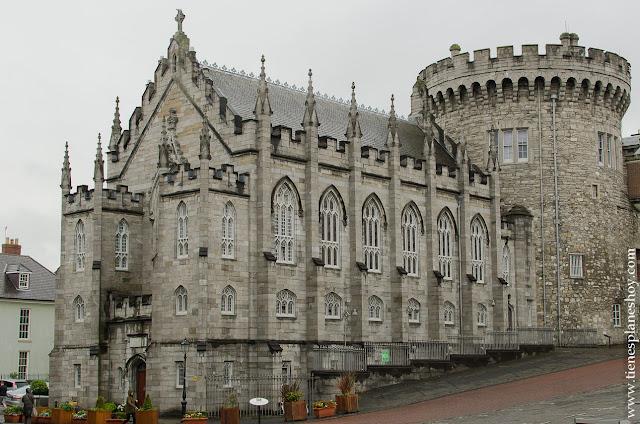 Castillo Dublín Irlanda