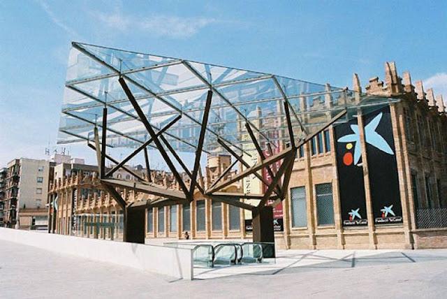 Caixa Forum em Barcelona