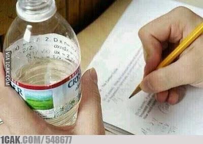 Tipe Tipe Pelajar Saat Mengerjakan Ujian