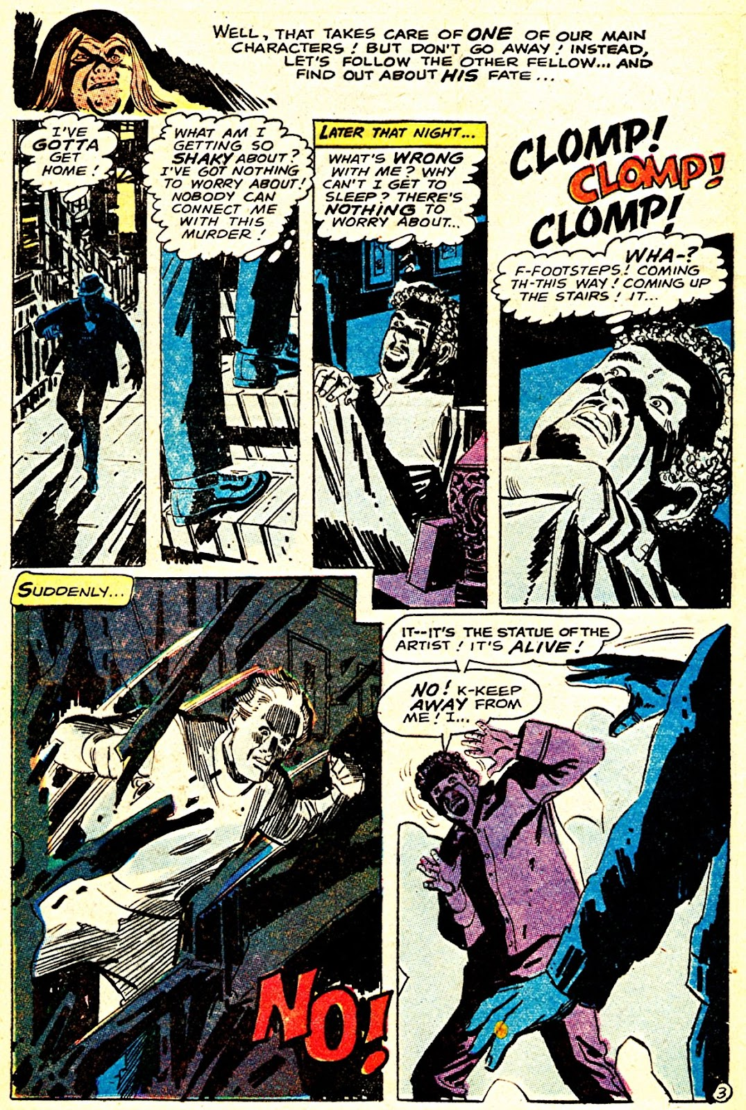 The Witching Hour (1969) issue 7 - Page 15