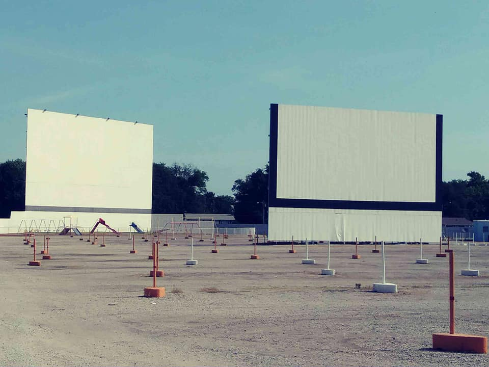 Lancaster skyview drive in theater