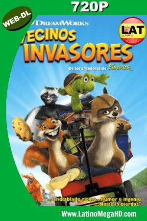 Vecinos Invasores (2006) Latino HD 720P ()