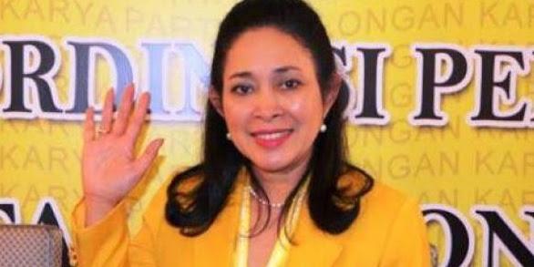 Jika Jadi Ketum, Titiek Soeharto: Saya Akan Memperbaiki Golkar