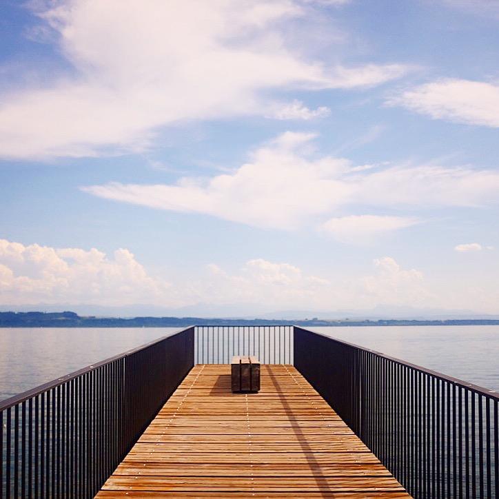 Le Chameau Bleu - Lac - Week end en  Suisse
