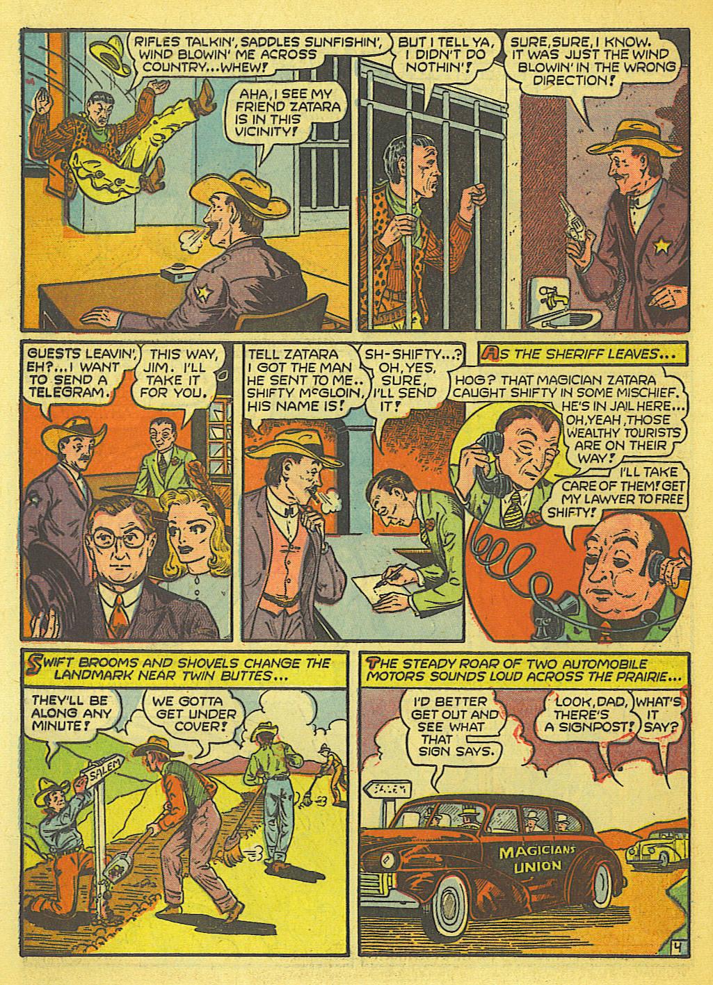 Action Comics (1938) 59 Page 56