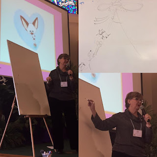 SCBWI Brazos Valley 2017 Conference Brazos Valley Blooms, Kathi Appelt