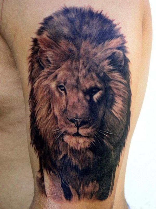 Tatuajes De Leones Y Disenos De Regalo Belagoria La Web De Los
