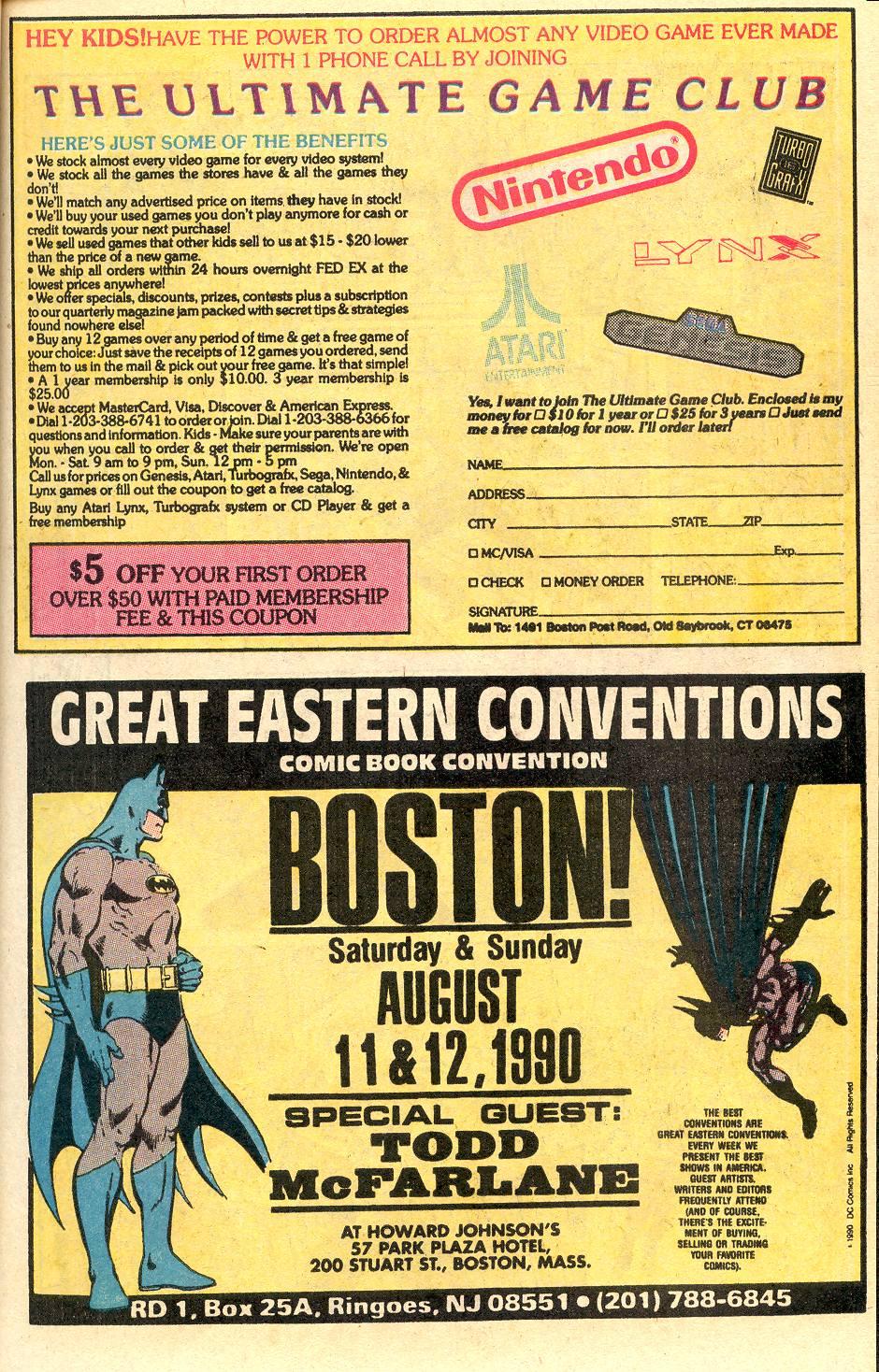 Read online Secret Origins (1986) comic -  Issue #50 - 39