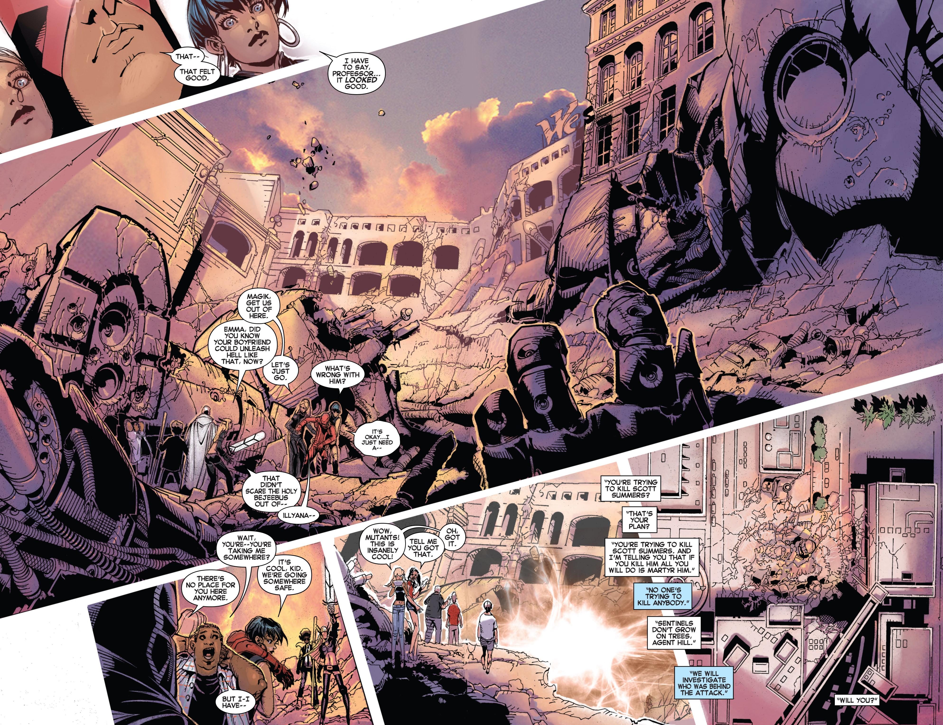 Read online Uncanny X-Men (2013) comic -  Issue # _TPB 1 - Revolution - 19