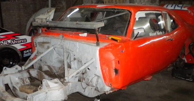 El Team Hansson Competición adquirió una Chevy