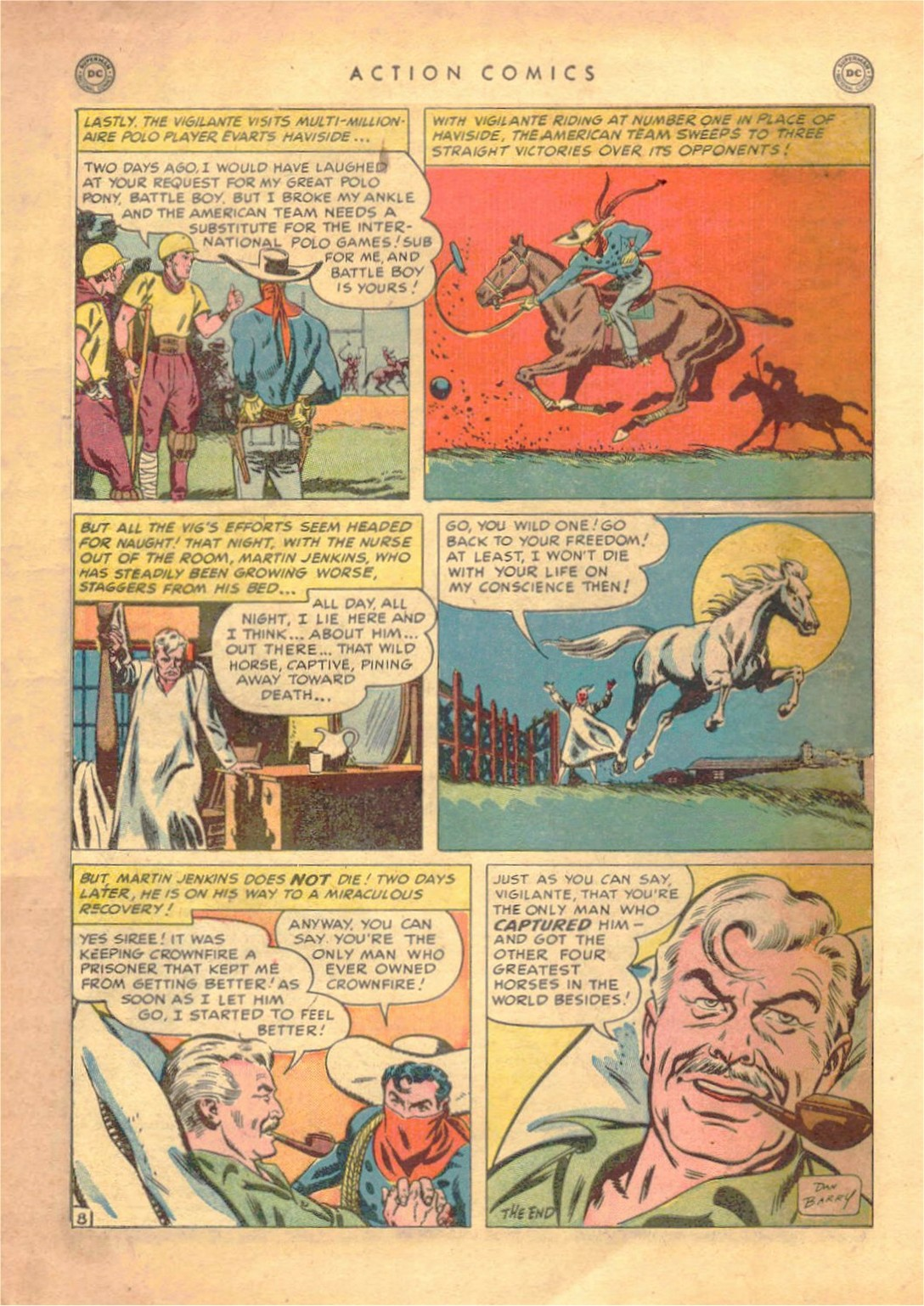 Read online Action Comics (1938) comic -  Issue #138 - 47