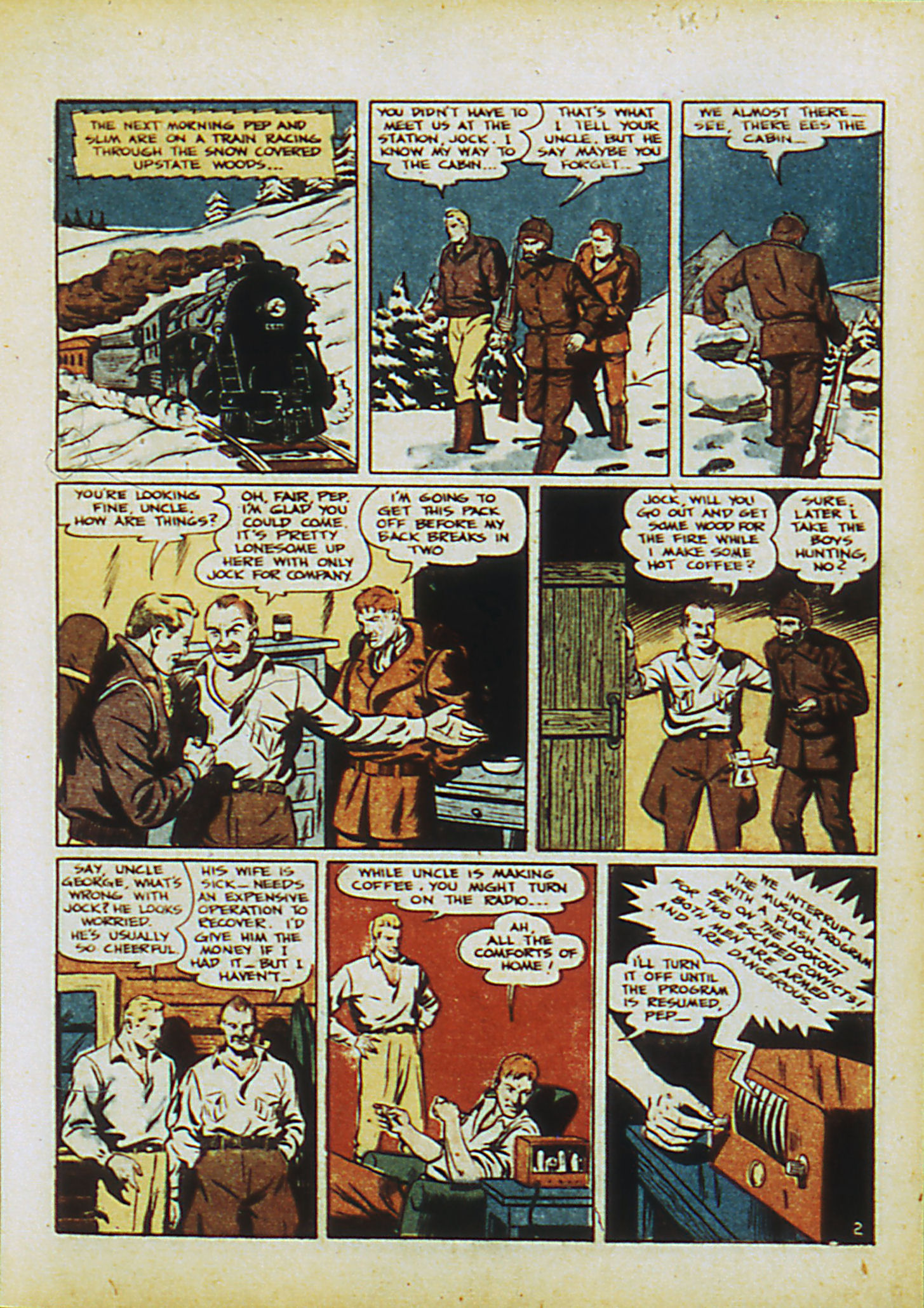 Action Comics (1938) 32 Page 19