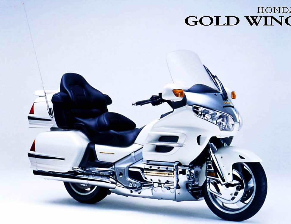 2008 Honda Goldwing Models
