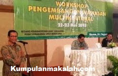 Tantangan Penyebaran Agama  Pada Masyarakat Multikultural