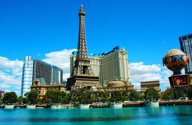 Terre Eiffel Las Vegas Paris
