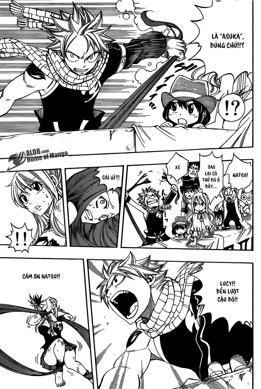 Fairy Tail chap 272 trang 9
