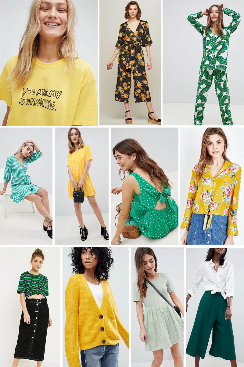 Spring Fashion High Street Trends | Colours and Carousels - Scottish Lifestyle, Beauty and Fashion blog