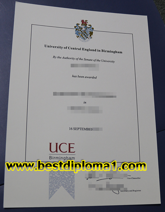 Buy UCE degree