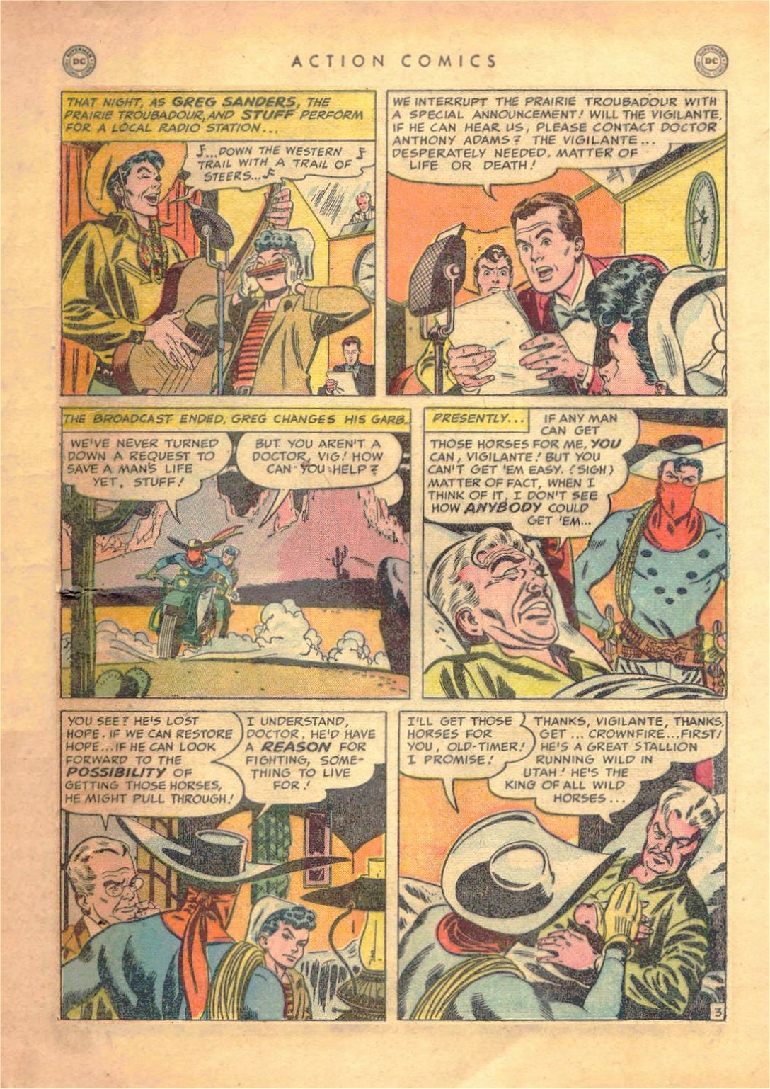Read online Action Comics (1938) comic -  Issue #138 - 42